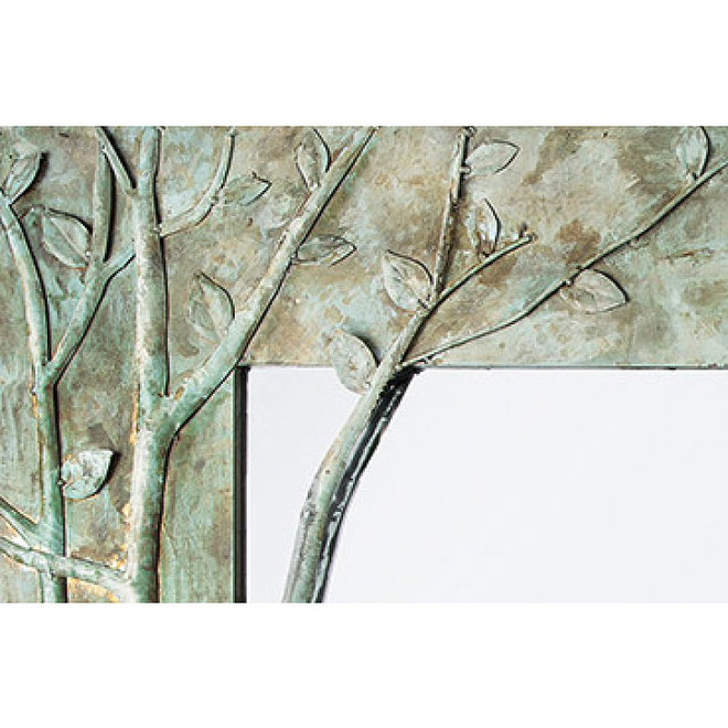 Metal Mirror Images of Nature 120x90
