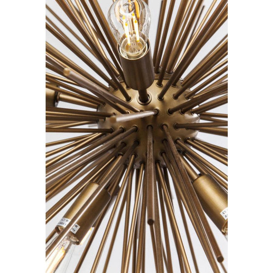 Kare Pendant Lamp Beam Brass