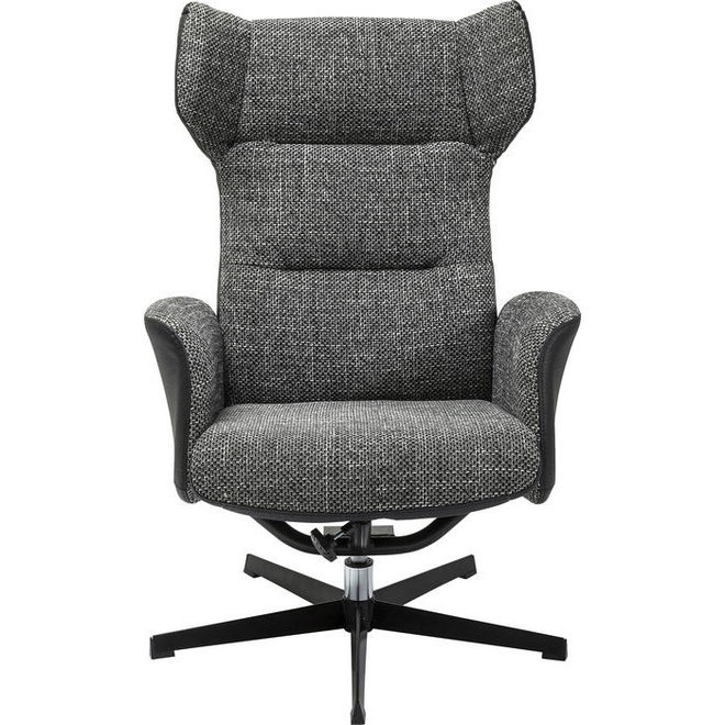 Swivel Chair Ohio Salt and Pepper