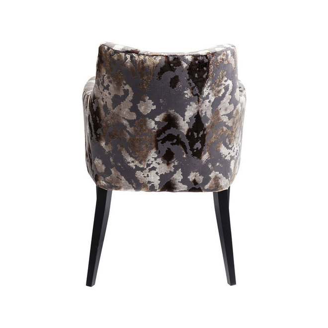 Chair with Armrest Black Mode Sublime