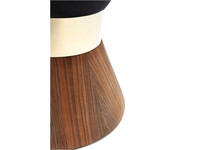 Kare Stool Lilly Taille Black