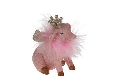 Werner Voß Pig Pink Queen