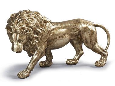 La Casa di Caesar Deco Golden Lion