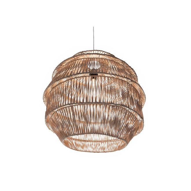 Artichoke hanglamp naturel