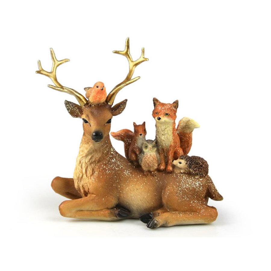 AM Design Bosdieren Familie, medium