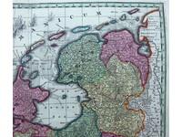 Gouldmaps Republiek der Nederlanden; M. Seutter - Belgium Foederatum. - 1730 ca.