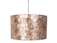 Villaflor Coin Gold - Hanglamp - cilinder - Ø 55 cm