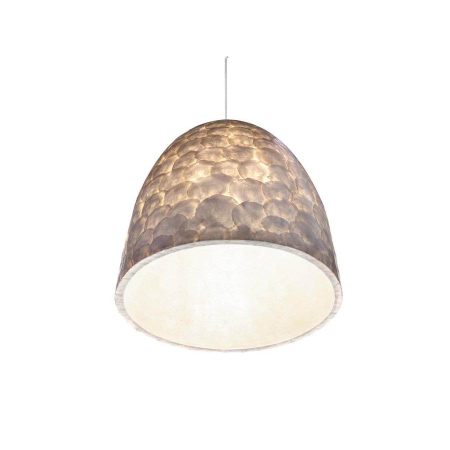 Villaflor Full Shell - hanglamp - Hangende Conus - M