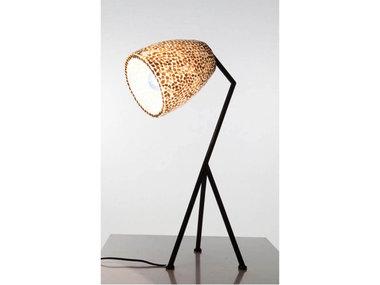 Villaflor Wangi Gold - Elba tafellamp