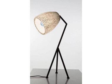Villaflor Schelpenlamp - Wangi White - Elba tafellamp
