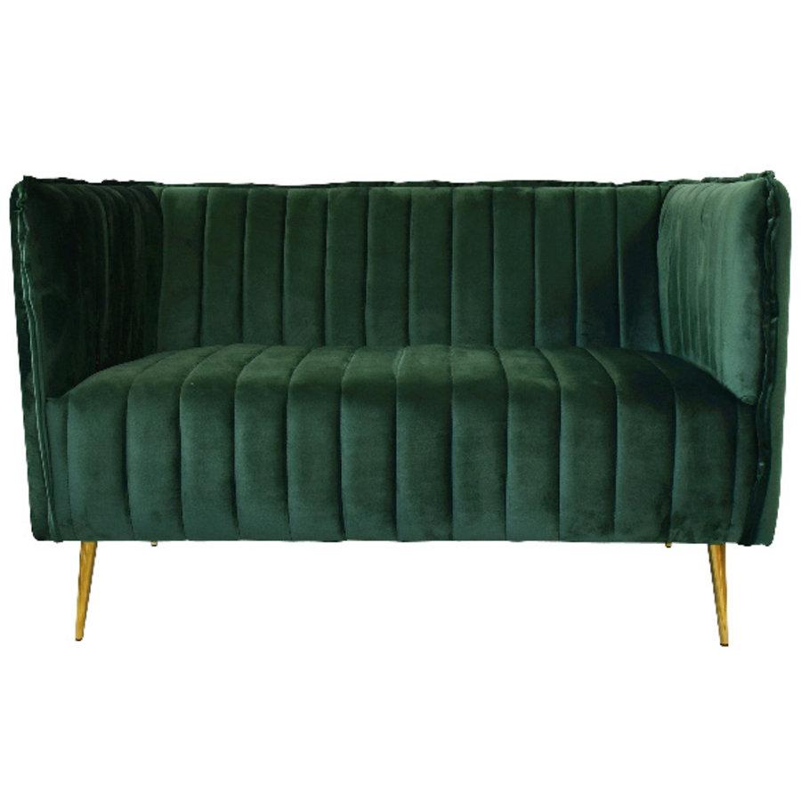 Exner Sofa Divan Green
