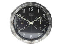 Goods by Goedegebuure Wall Clock Aviator