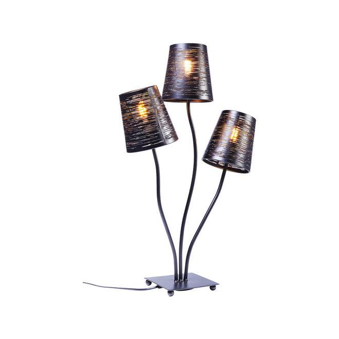 Tafellamp Flexible Black Tre