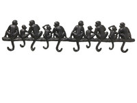 Kare Coat Rack Monkey Family Big