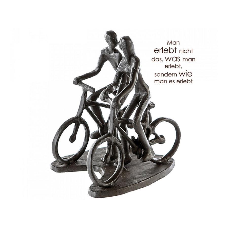 Casablanca Metal-Sculpture 'Cycling Tour'