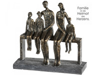 Casablanca Figuur 'We Are Family'