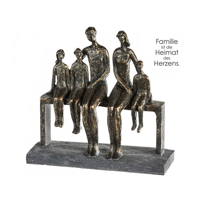 Figuur 'We Are Family'