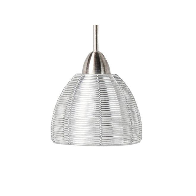 Vloerlamp Whires Zilver