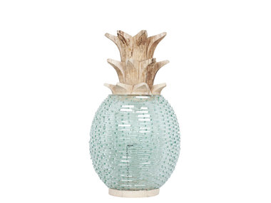 Pole to Pole Table Lamp Pineapple M