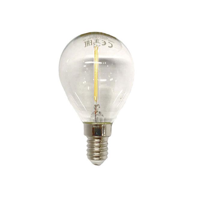 Bollamp mini LED E14 helder 250 lm