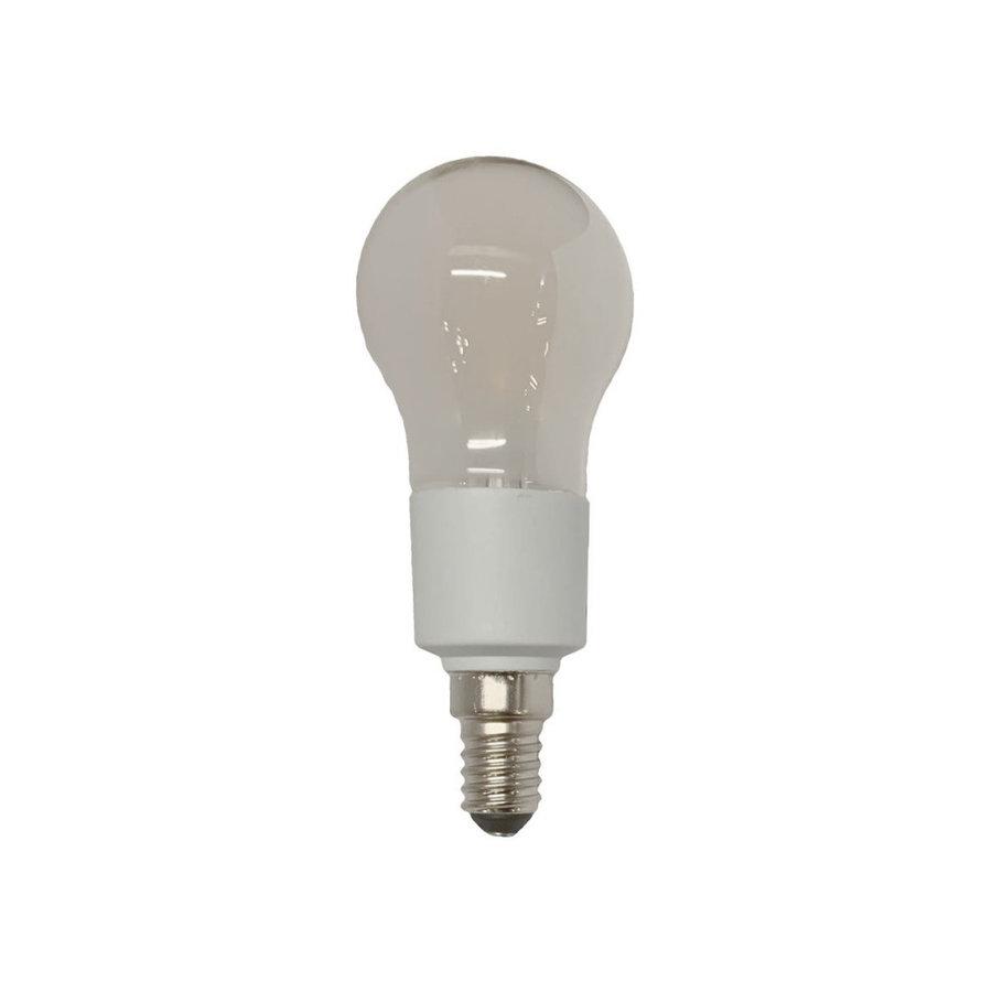 Bollamp LED E14 mat 470 lm dimbaar