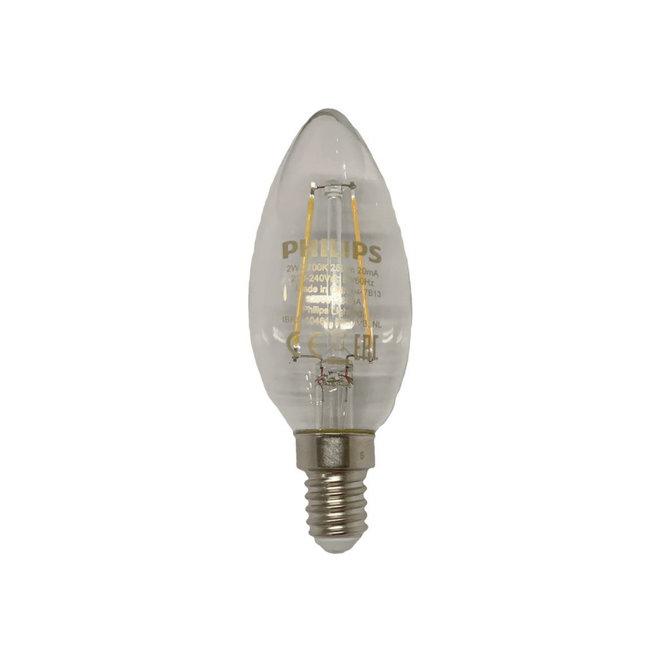 Kaarslamp LED E14 helder 250 lm