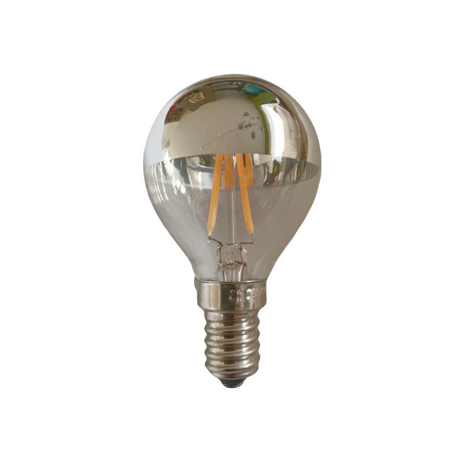 Kopspiegellamp LED E14 2W 2200K
