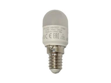 Schakelbordlampje LED E14 mat 200 lm
