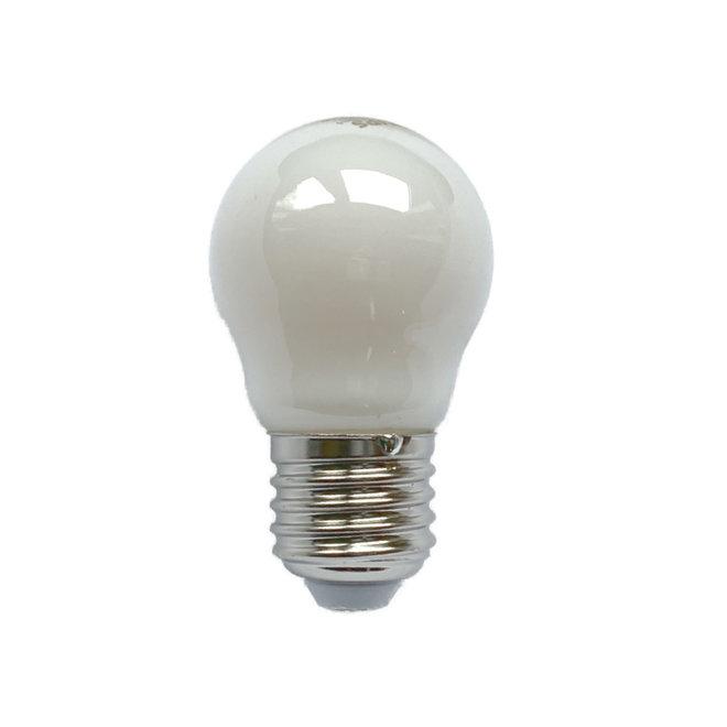 Bollamp mini LED E27 mat 470 lm