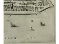 Gouldmaps Stavoren - J. Blaeu - Staveren. - 1649