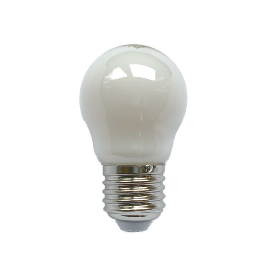 Bollamp mini LED E27 mat 250 lm
