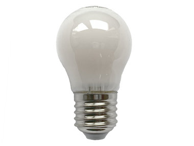 Bollamp mini LED E27 mat 470 lm dimbaar
