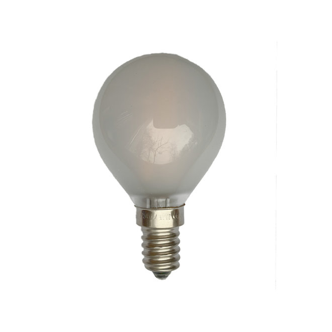 Bollamp mini LED E14 mat 100 lm 2200K