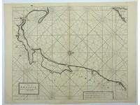Gouldmaps Oostzee, Pruissen ; S. Thornton - Prussia and Coerland from Rygshead to Der Winda. - 1756