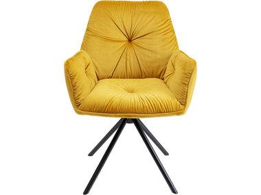 Kare Chair Mila Yellow