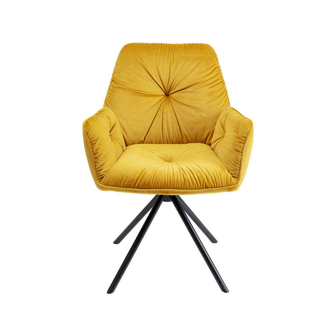Chair Mila Yellow