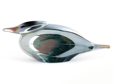 Fidrio Glass Art Noordse Stern, Pearly