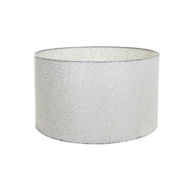Schelpenlamp - Wangi White - Losse kap - cilinder Ø 55 cm