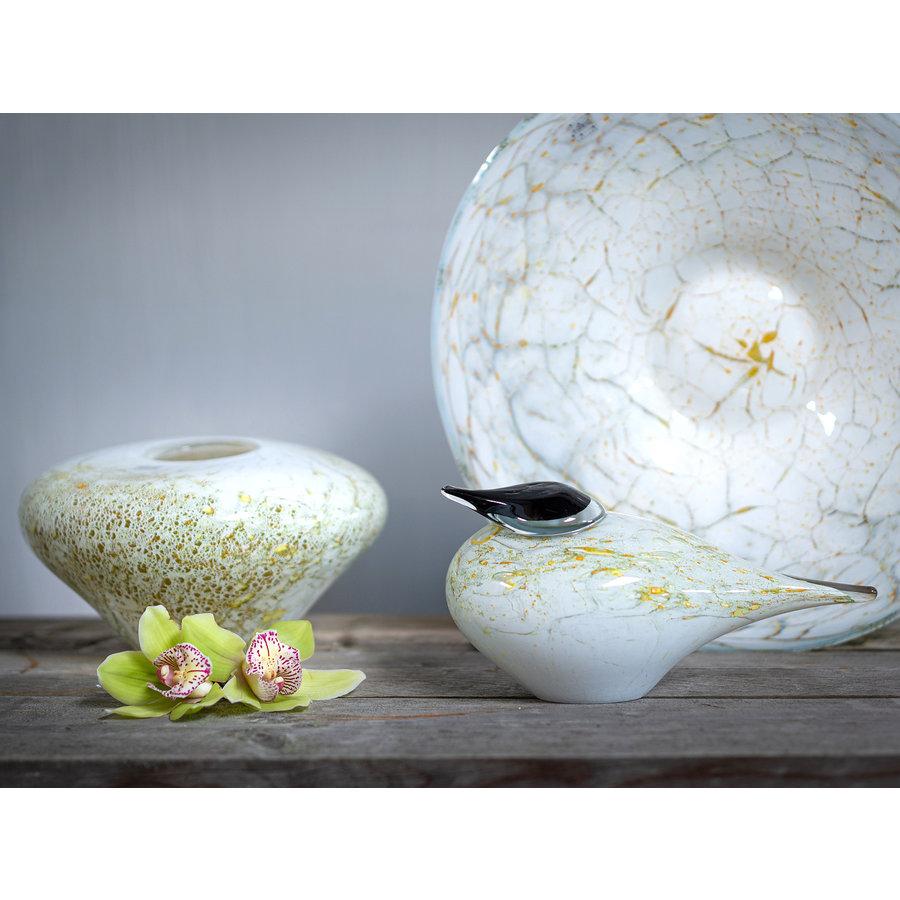Fidrio Glass Art Noordse Stern, Misty Green