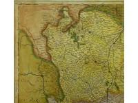 Gouldmaps W.J. & J. Blaeu  - Brabantia Ducatus. - 1635-1672