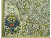 Gouldmaps Heilige Roomse Rijk; Blaeu W. & J.  - Nova Totius Germaniae Descriptio. - 1635-1660