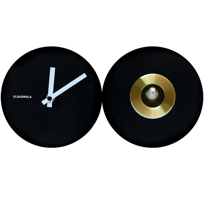 Cloudnola Nightingale EPL Clock Black