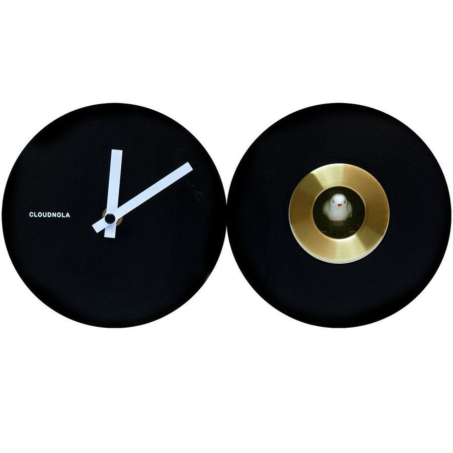 Cloudnola Cloudnola Cuckoo EPL Nightingale Clock Black