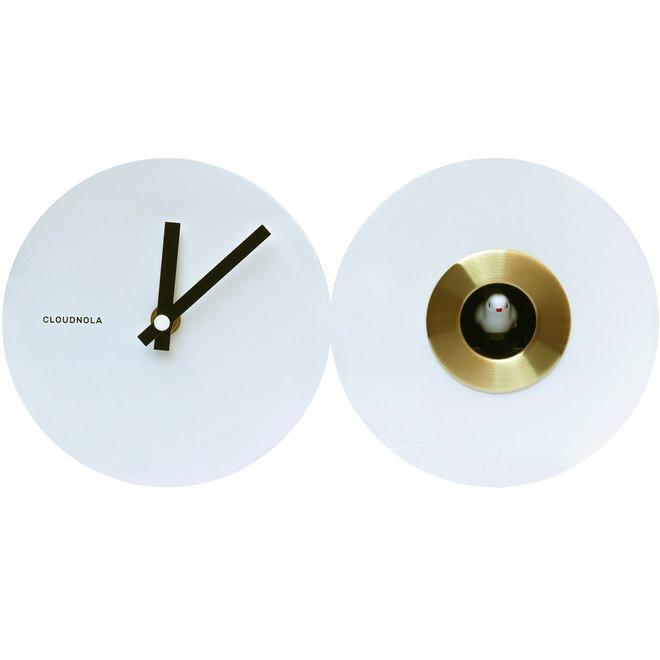 Cloudnola Nightingale EPL Clock White