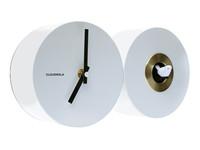 Cloudnola Cloudnola Cuckoo EPL Nightingale Clock White