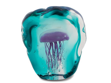 Mossapour Glas Object Jelly Purple