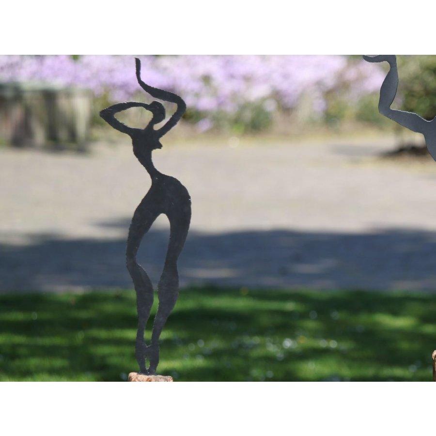 Schlittler Tuinbeeld Posing Lady