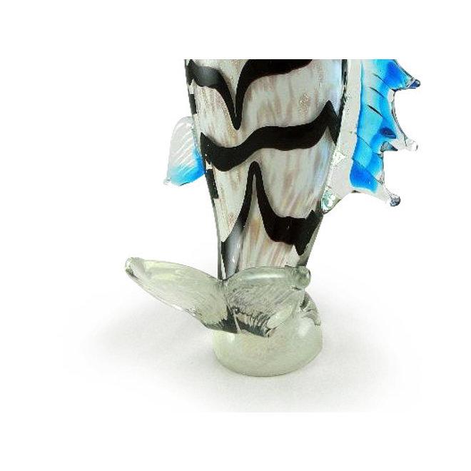 Glassculptuur 'Vis'