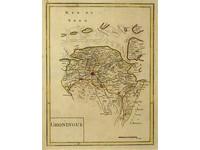 Gouldmaps Le Rouge G.L. - Groningue - 1748