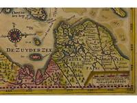 Gouldmaps Cloppenburgh J. / Kaerius P. - Hollandia - 1630